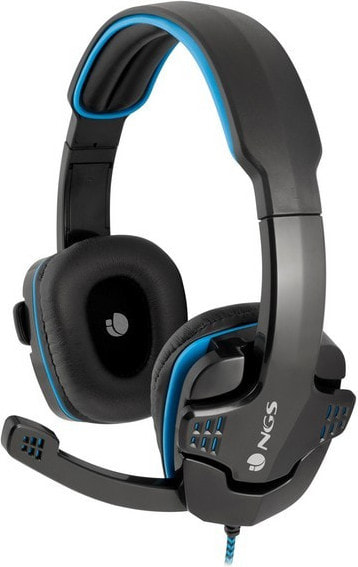 Buy gaming Headset with Microphone NGS GHX-505 USB Ø 4 cm