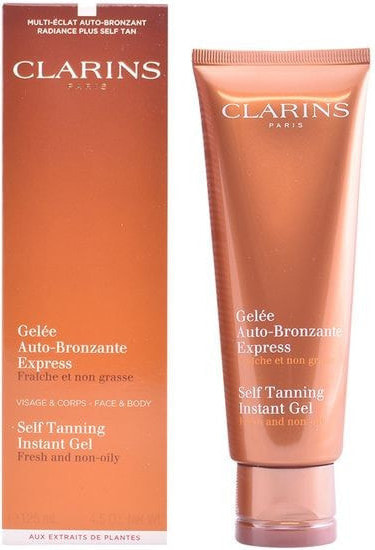 Buy self-Tanning Body Lotion Sun Clarins (125 ml)