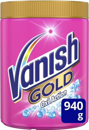 Buy vanish Oxi Gold Powder Stain Remover 940 g